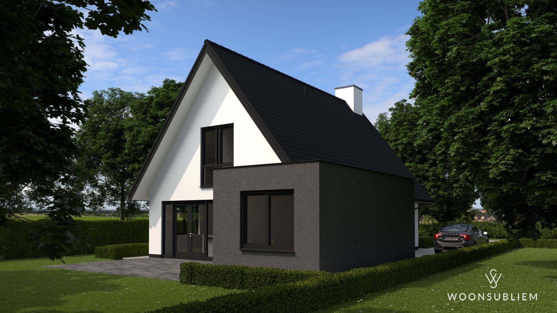 stadsvilla Doetinchem aanbouw