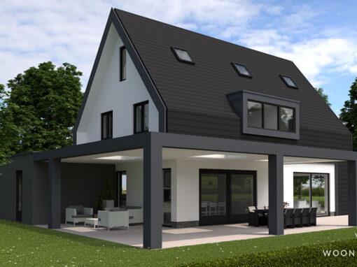 Vrijstaande moderne woning in Hengelo #213