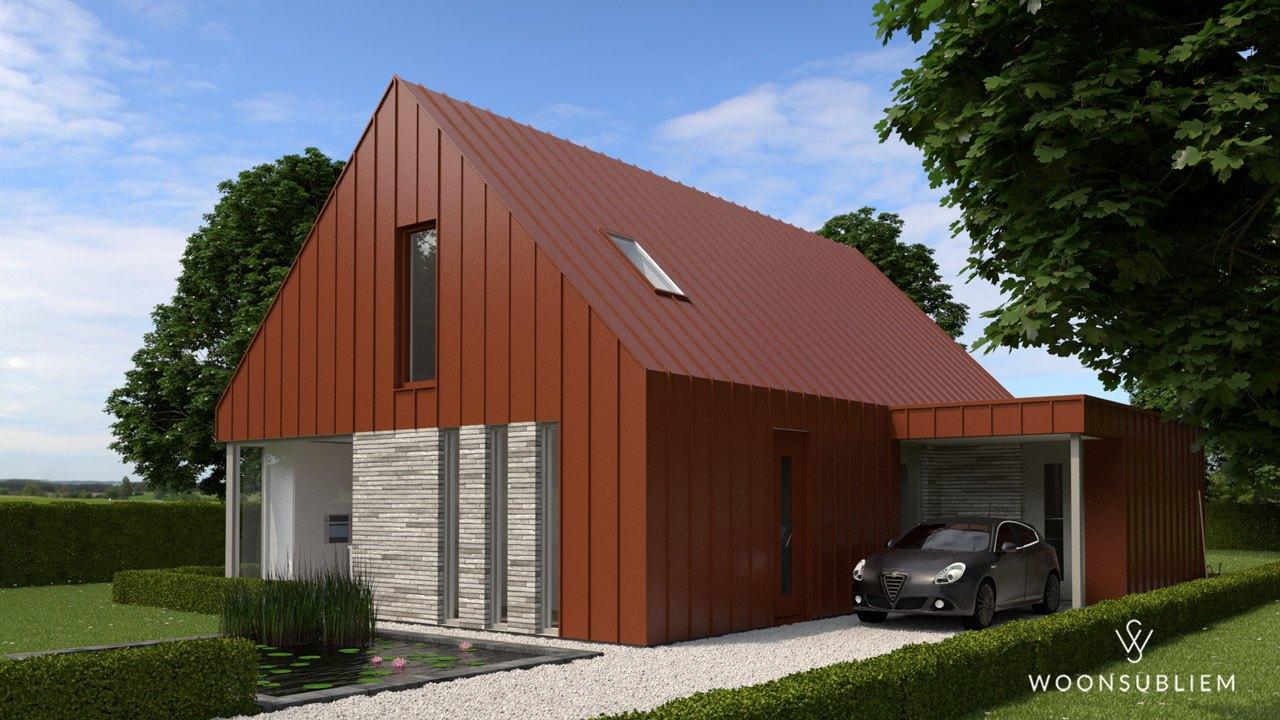 Moderne-woning-oprit-349