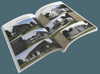 schuurwoning brochure