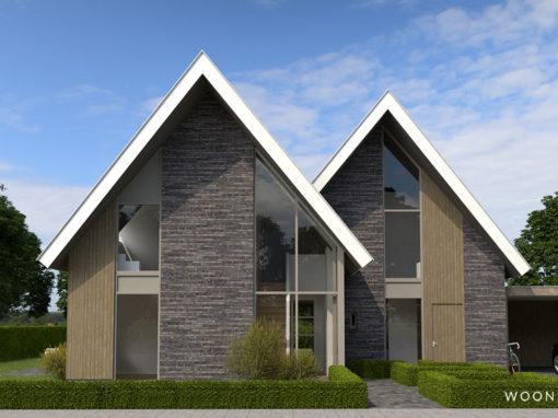 Villa met dubbele kap In Lochem #233