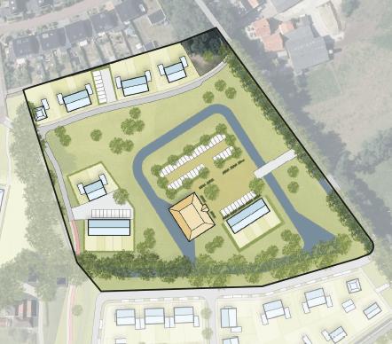 bouwkavels Jachthuisweg Winterswijk