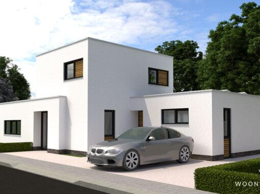 Kubistische villa in Doetinchem #176
