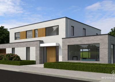 Kubistische villa in Sneek #223