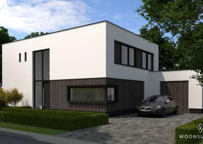 Moderne villa in Oosterhout #226