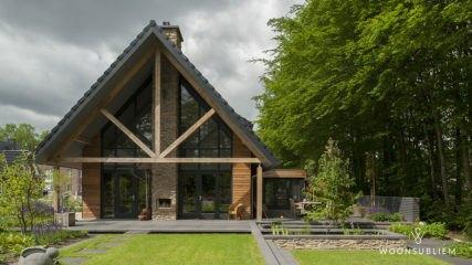 schuurwoning-assen-houten-gebint-buitenhaard