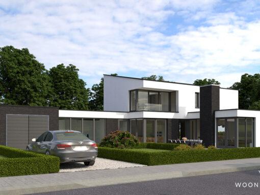 Moderne villa in Voorhout #184