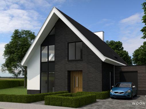 Moderne villa in Meddo #206